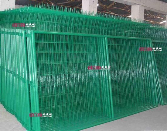 型号:ZZRS-12308 框架护栏网