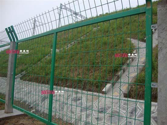 型号:ZZRS-12307 框架护栏网
