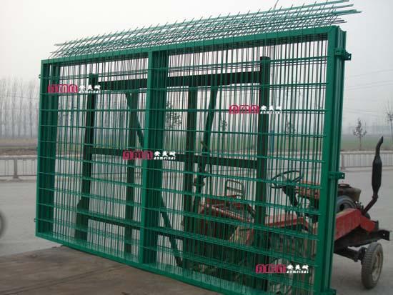 型号:ZZRS-12311 框架护栏网