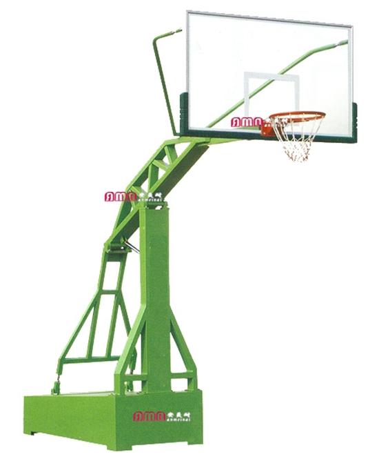 型号:ZZRS-12006 平箱式仿液压篮球架B