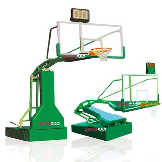 型号:ZZRS-12102 手动液压篮球架A