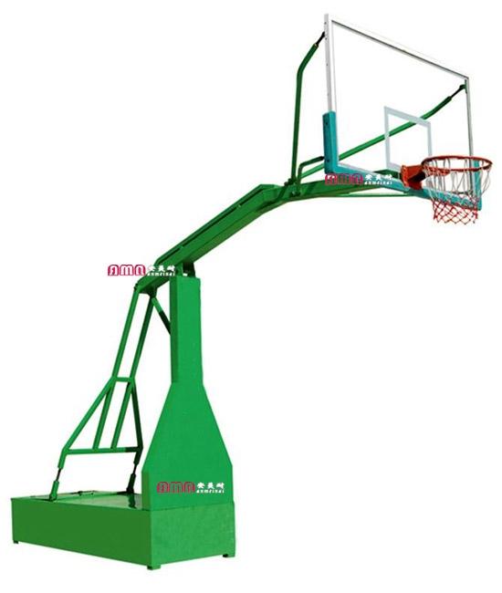 型号:ZZRS-12005 平箱式仿液压篮球架A