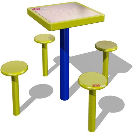 型号:ZZRS-2602 棋牌桌