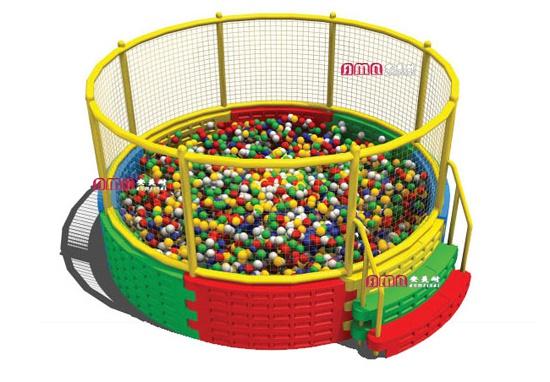 ZZRS-16103 球池 440 400cm