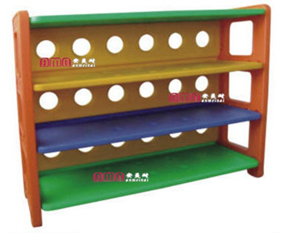 ZZRS-13803 塑料玩具柜 108 35 81cm