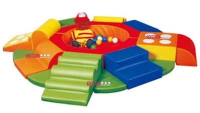 ZZRS-15811婴儿球池中心 260 240 36cm
