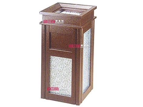 型号:ZZRS-4905  豪华型钻石果皮箱 290 290 650mm