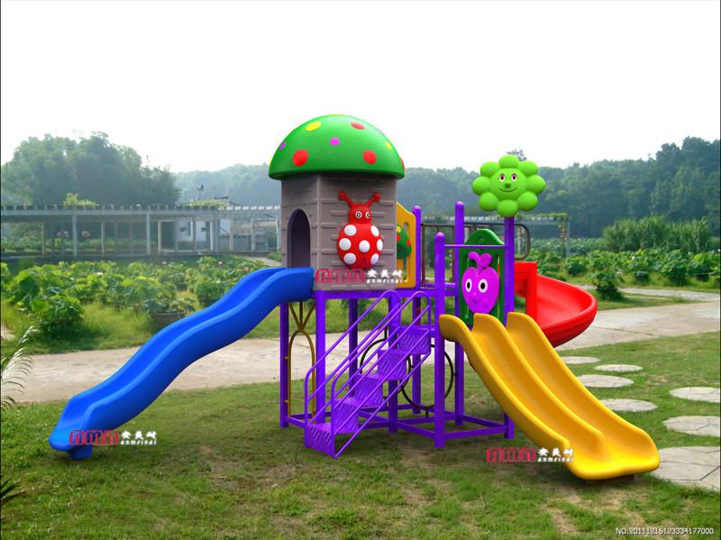 ZZRS-10610  500 330 270cm 蘑菇甲虫乐园