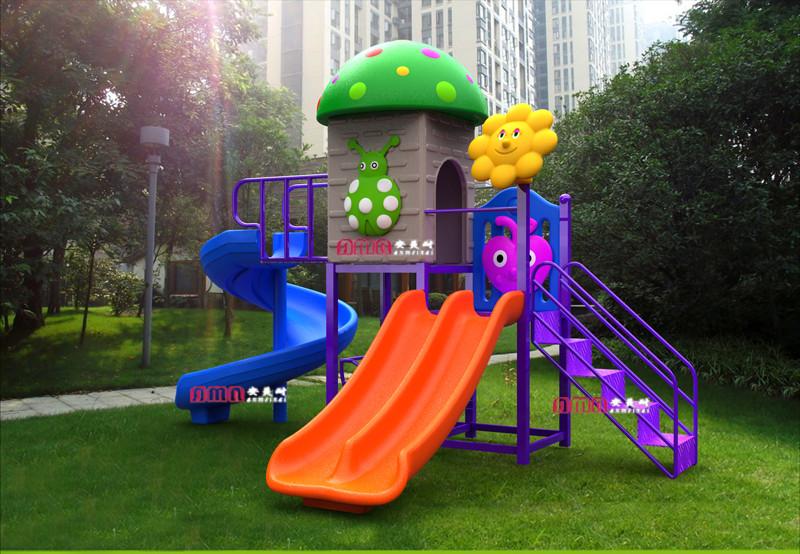 ZZRS-10604  390 300 250cm 蘑菇甲虫乐园